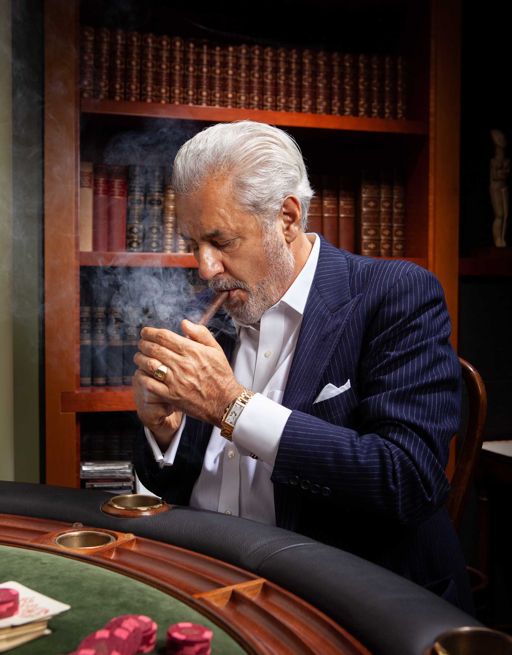 William Paley - Cigar Aficionado Magazine
