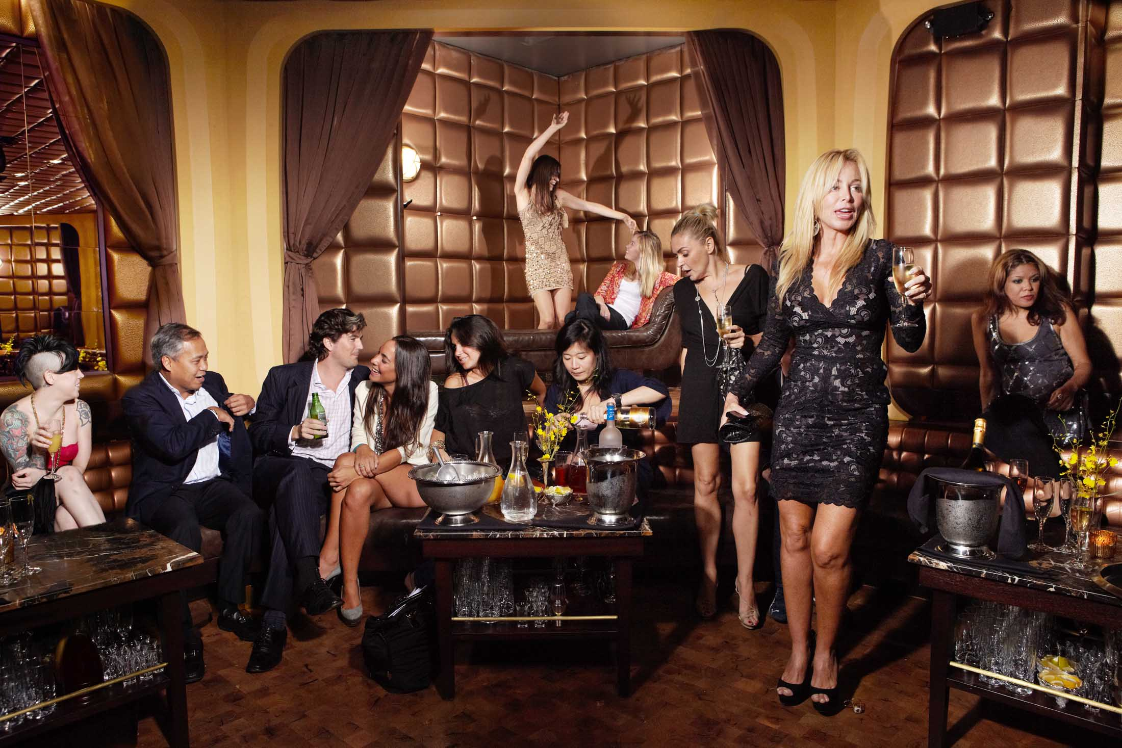 Club Lavo - New York  Magazine